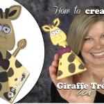 How to make a Photoboming Giraffe Treat Box