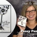 VIDEO: Flower Shop Bouquet of Flowers Card