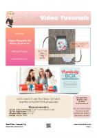 2016-06 Stampin Up Paper Pumpkin Alternate Card-stampwithtami