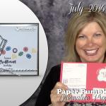 VIDEO: July 2016 Paper Pumpkin Kit, Alternate Projects & Giveaway