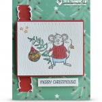 CARD: Merry Christmouse from Merry Mice