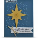 CARD: Star of Wonder, Star of Night