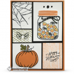 CARD: Jar of Haunts Halloween Card – Part 2