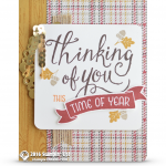BLOG HOP: Fall Thinking of You from the Time of Year set