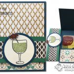 CARD: Mixed Drinks Gift Card Holder