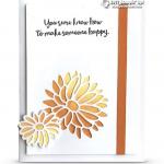 CARD: Retiring Stylish Stems Happy Card
