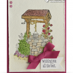CARD: Wishing You All the Best Wishing Well Card