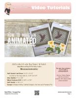 Animated Hummingbird Card-stampwithtami-stampin up