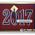 Happy Graduation Harlan – Class of 2017 – He did it!
