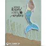 CARD: Mermaid Kisses and Starfish Wishes Card