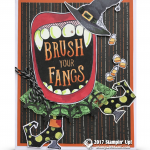 CARD: Brush Your Fangs Funny from Creep It Real – Card 3 of 3