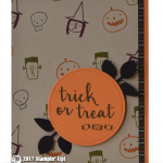 CARD: Trick or Treat Halloween Card from Creep It Real Part 1 of 3
