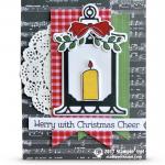CARD: Merry Christmas Cheer from the Seasonal Lantern Bundle