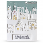 CARD: Christmas Wishes from the Hearts Come Home Bundle
