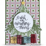 CARD: A Wish Holiday Tree Card from the Ready for Christmas Bundle