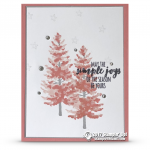 CARD: Simple Joys from the Season Like Christmas