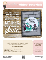 Myths and Magic -stampwithtami-stampin up