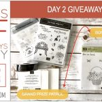 DAY 2 of 8 Days of Giveaways in May – 2 prizes a day, entry and details here