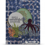 CARD: Wonderful Adventure Card from the Sea of Textures Bundle