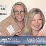 Outside the Box with the Notes of Kindness kit and Giveaway on the Stampin Scoop Show – Episode 58