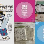 DAY 10 of 10 Days of Xmas in July Giveaways  – 2 prizes a day, entry and details here