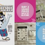 DAY 2 of 10 Days of Xmas in July Giveaways  – 2 prizes a day, entry and details here