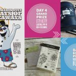DAY 4 of 10 Days of Xmas in July Giveaways  – 2 prizes a day, entry and details here