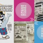 DAY 6 of 10 Days of Xmas in July Giveaways  – 2 prizes a day, entry and details here