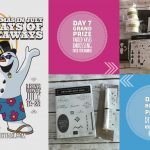 DAY 7 of 10 Days of Xmas in July Giveaways  – 2 prizes a day, entry and details here
