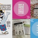 DAY 8 of 10 Days of Xmas in July Giveaways  – 2 prizes a day, entry and details here