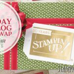"CARD SWAP: Special Pre-Order ""Holiday Catalog"" 11 Card Swap due August 31"