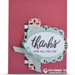 CARD: Thanks for all you do card
