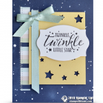 CARD: Twinkle Twinkle Little Star Card