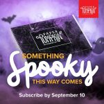 Something Spooky This Way Comes Paper Pumpkin – Subscribe by September 10