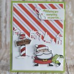CARD: Wishing You Everything On Your List from Signs of Santa