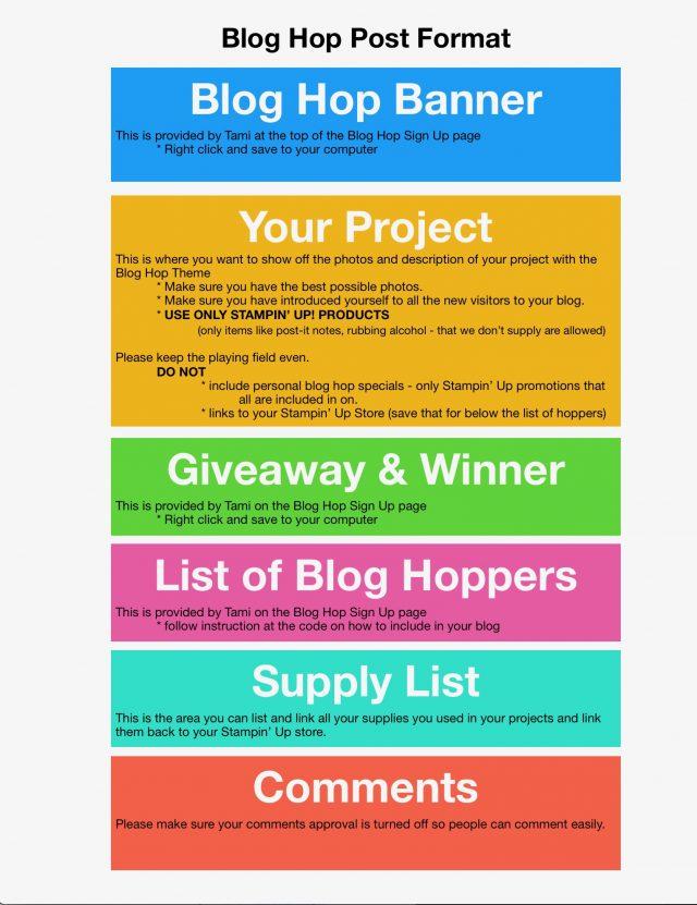 Blog Hop for december