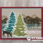 CARD: Christmas Wishes from the Winter Woods Bundle
