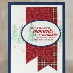 CARD: Beautiful Moments card from the Timeless Tidings stamp set