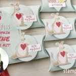 "VIDEO: January Paper Pumpkin Kit ""Be Mine Valentine"" Kit Reveal & Giveaway"