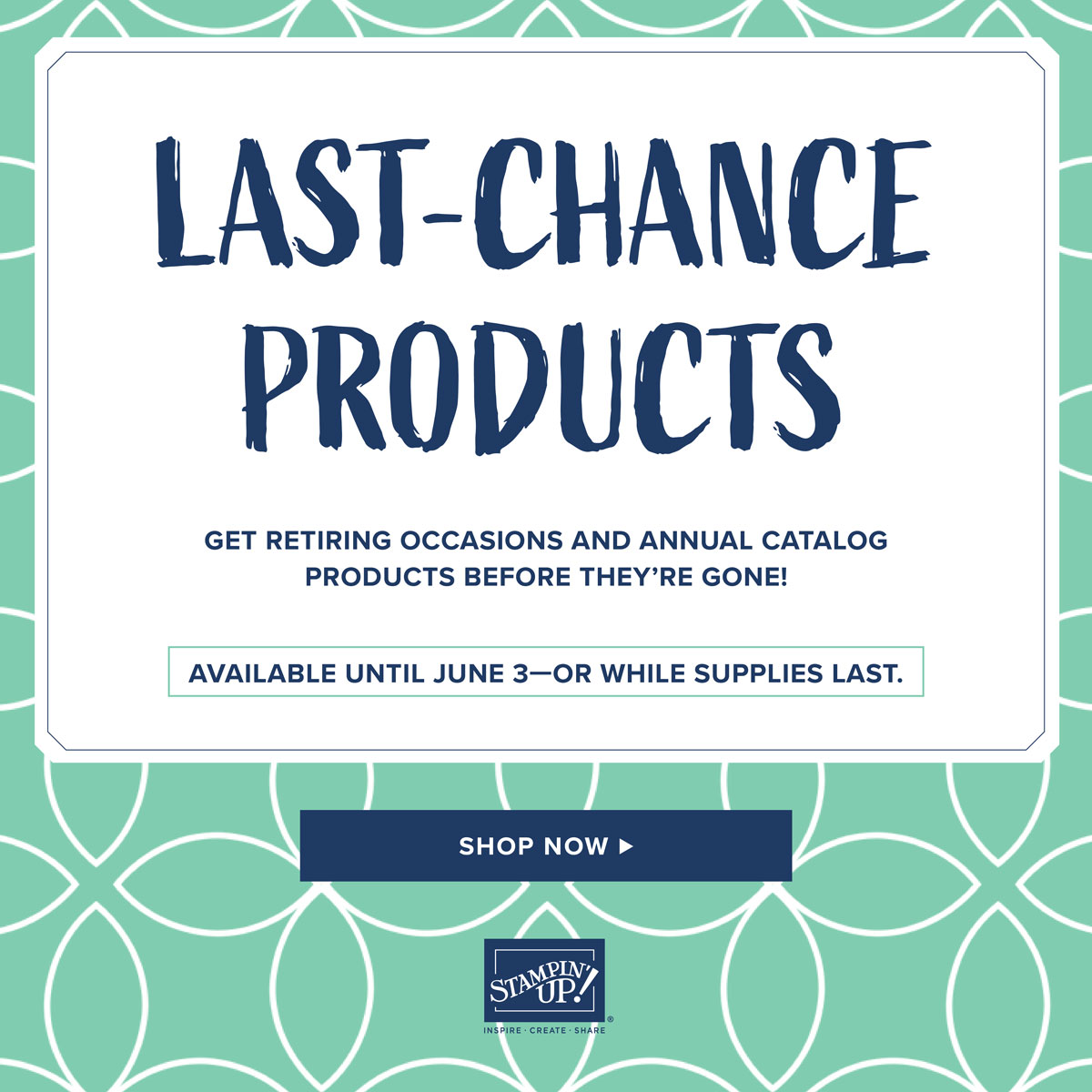 STAMPIN UP RETIREMENT LIST – While Supplies Last | Stampin Up
