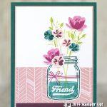 CARD: Retiring Jar of Love Friend Card