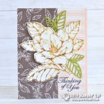 CARD: Gorgeous Sympathy card from Good Morning Magnolia