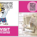 DAY 5 of 10 Days of Xmas in July Giveaways  – Enter Here