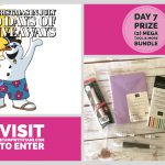 DAY 7 of 10 Days of Xmas in July Giveaways  – Enter Here