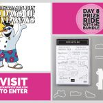 DAY 8 of 10 Days of Xmas in July Giveaways  – Enter Here