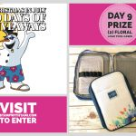 DAY 9 of 10 Days of Xmas in July Giveaways  – Enter Here