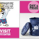 DAY 1 of 10 Days of Xmas in July Giveaways  – Enter Here