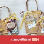 """VIDEO: August Paper Pumpkin Kit """"The Gift of Fall Kit"""" Reveal & Giveaway"""