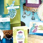 VIDEO: Exploring the Noble Peacock Suite – The Stampin Scoop Show – Episode 84