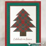 CARD: Celebrate the Season from the Itty Bitty Christmas stamp set